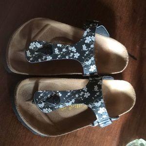Papillio by Birkenstock floral sandals